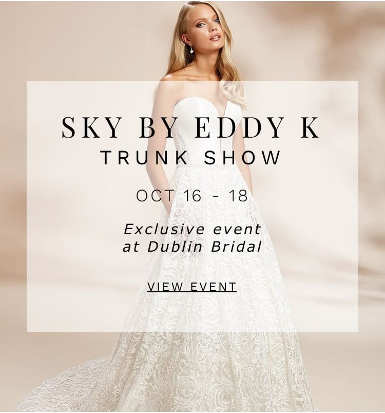 Sky by Eddy K Trunk Show Main Image